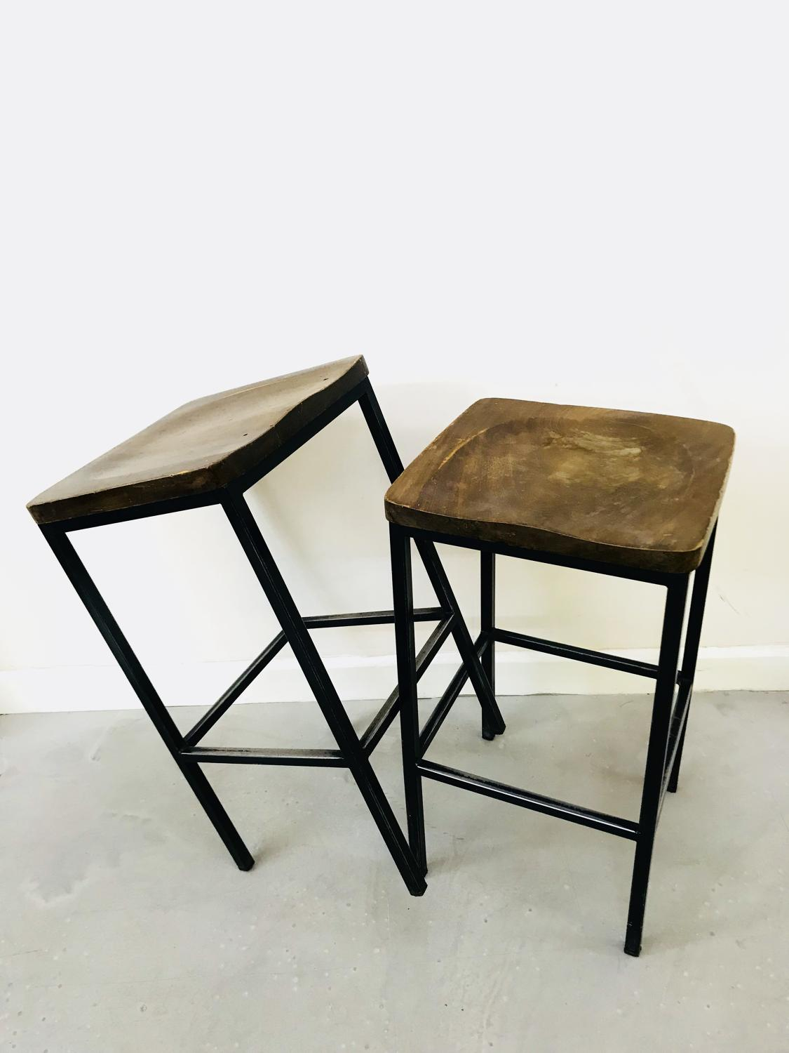 Remarkable Reclaimed Vintage Lab Stools In Seating Tables Beatyapartments Chair Design Images Beatyapartmentscom